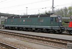 SBB Re 6-6 11675 Gelterkinden, Muttenz Rbf