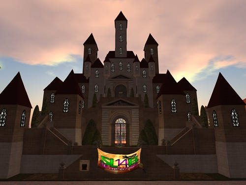 SL14B Baroque Castle by tjay2012