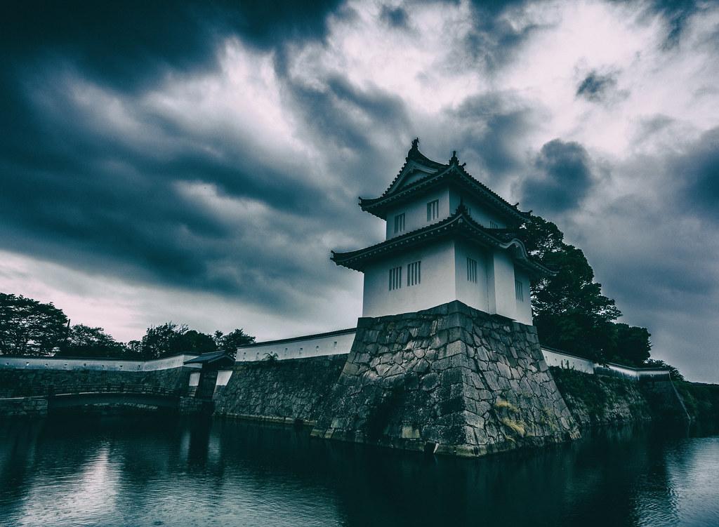 Ako castle, Japan