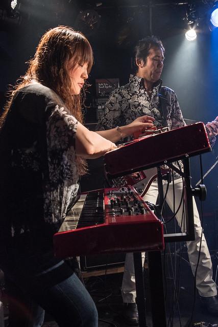 Tangerine live at 獅子王, Tokyo, 27 Jun 2017 -00101