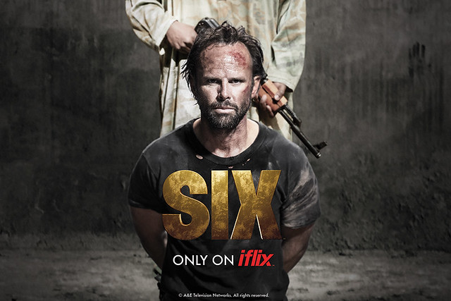 SIX is now on iFlix