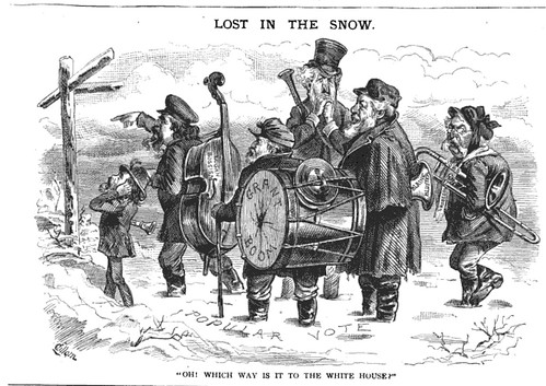lost in the snow (1882)