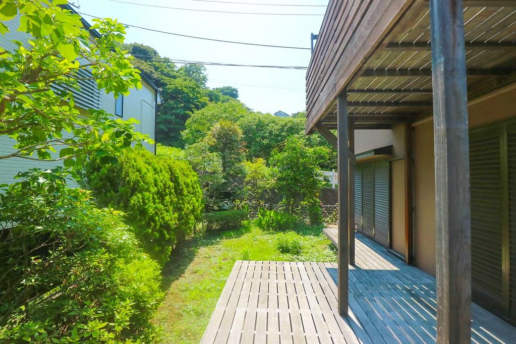 鎌倉の中古戸建:七里ガ浜