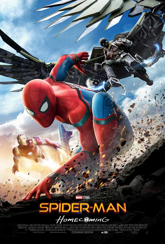 Spider-Man - Homecoming - Poster 5
