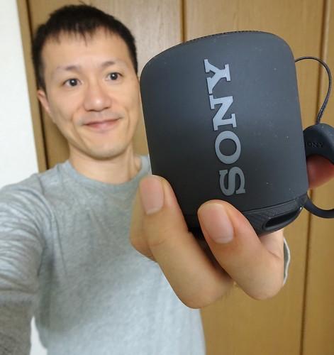 SONY XB10 レビュー