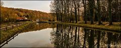 Ecluse sur la Saône