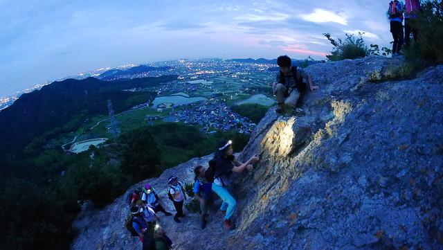 高御位山ナイトハイク (28)