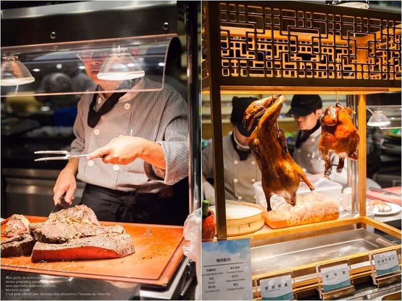 牛排烤雞1