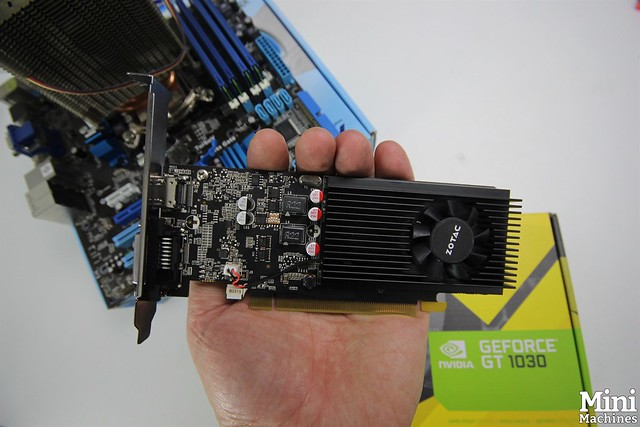 Zotac GeForce GT 1030 - 0031