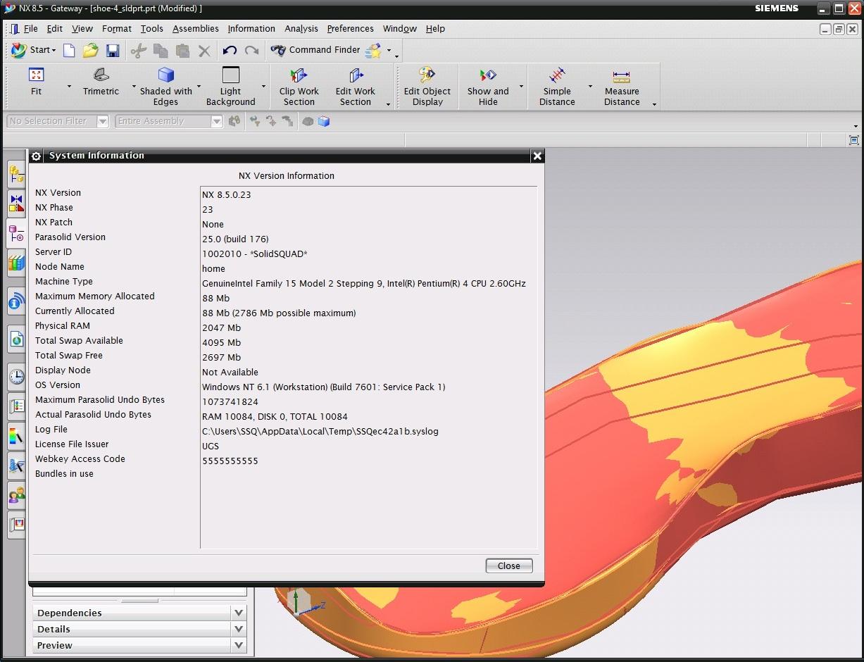 Design with SIEMENS PLM NX 8.5.0 x86 x64