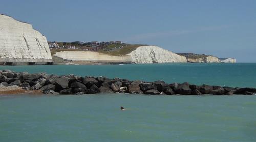 Rottingdean coastal view