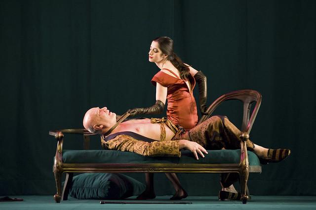 « La Passion selon Sade » au théâtre de Caen