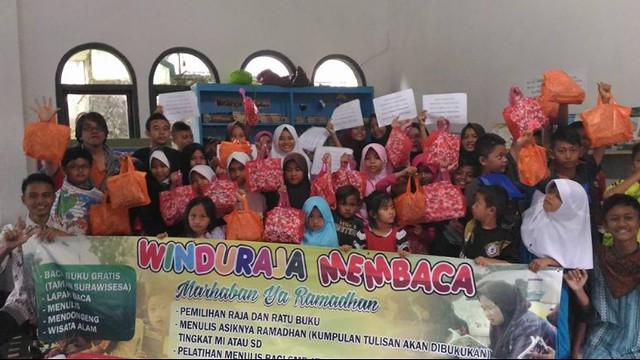 Festival Ramadhan Perpusdes Winduraja