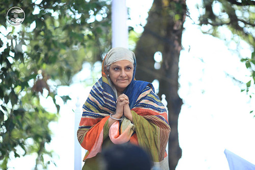 Arrival of Her Holiness in the Satsang: June 13