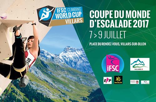 IFSC World Cup Villars 2017