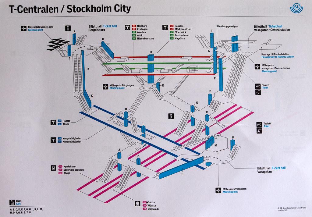 Trainspotter Idag Invigs Citybanan I Stockholm