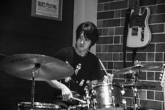 Texas Iida & Out Of Sights live at Catfish Tokyo, 09 Jul 2017 -00061