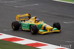 90's F1 Exhibition - Benetton B192 - 1992 - M Schumacher - 20170701 S(0240)