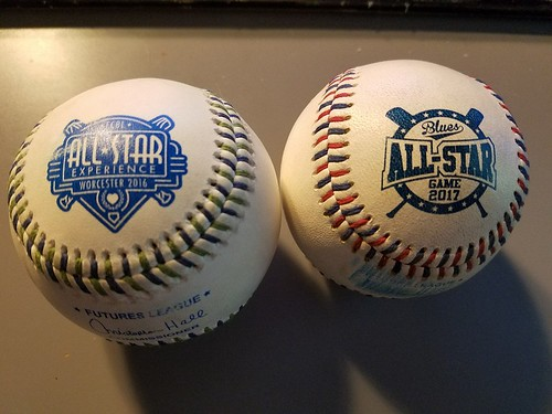 FCBL 2016 and 2017 ASB balls