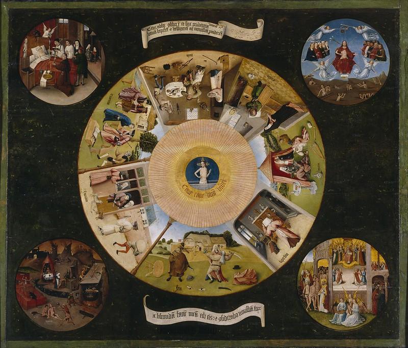 Bosch - 7 Pecados Capitais
