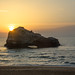 Sunset, Biarritz, France