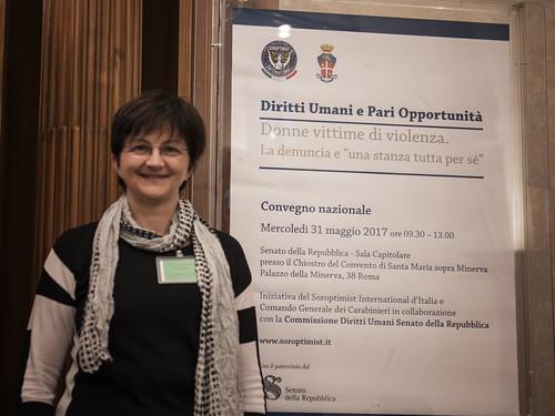 Convegno Nazionale Soroptimist Italia presso Senato della Repubblica