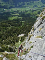 Grossi Strass 6c, Stockenflue, Simmental-Saanenland, Switzerland¦ View from the top