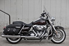 Harley-Davidson 1584 ROAD KING CLASSIC FLHRCI 2007 - 10