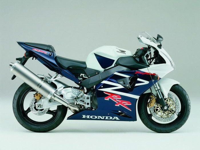 Honda CBR 900 RR FIREBLADE 2003 - 36
