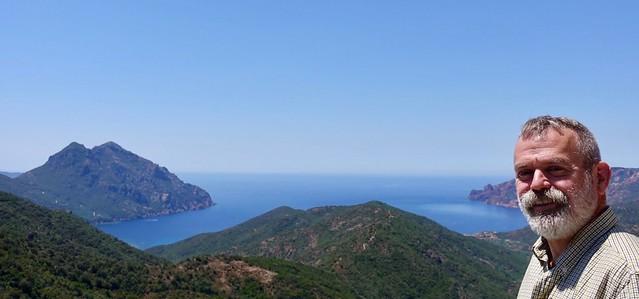 Towards Piana, Corsica