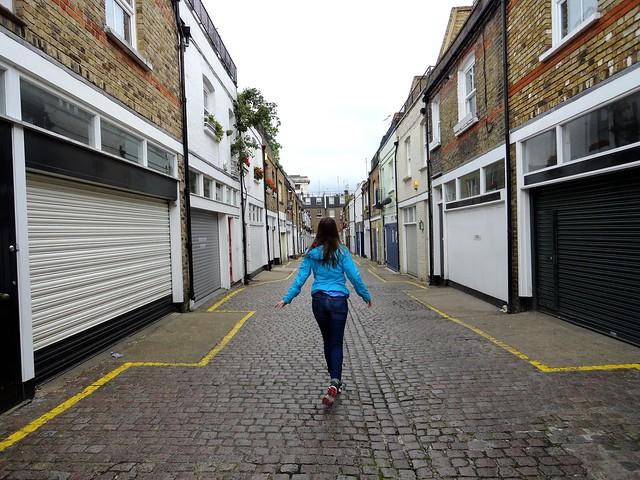 Exploring Kensington