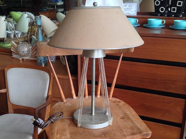 New Lamp I Picked Up