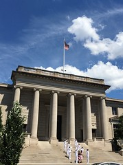 Carnegie Institution for Science and blue sky, Washington, D.C.
