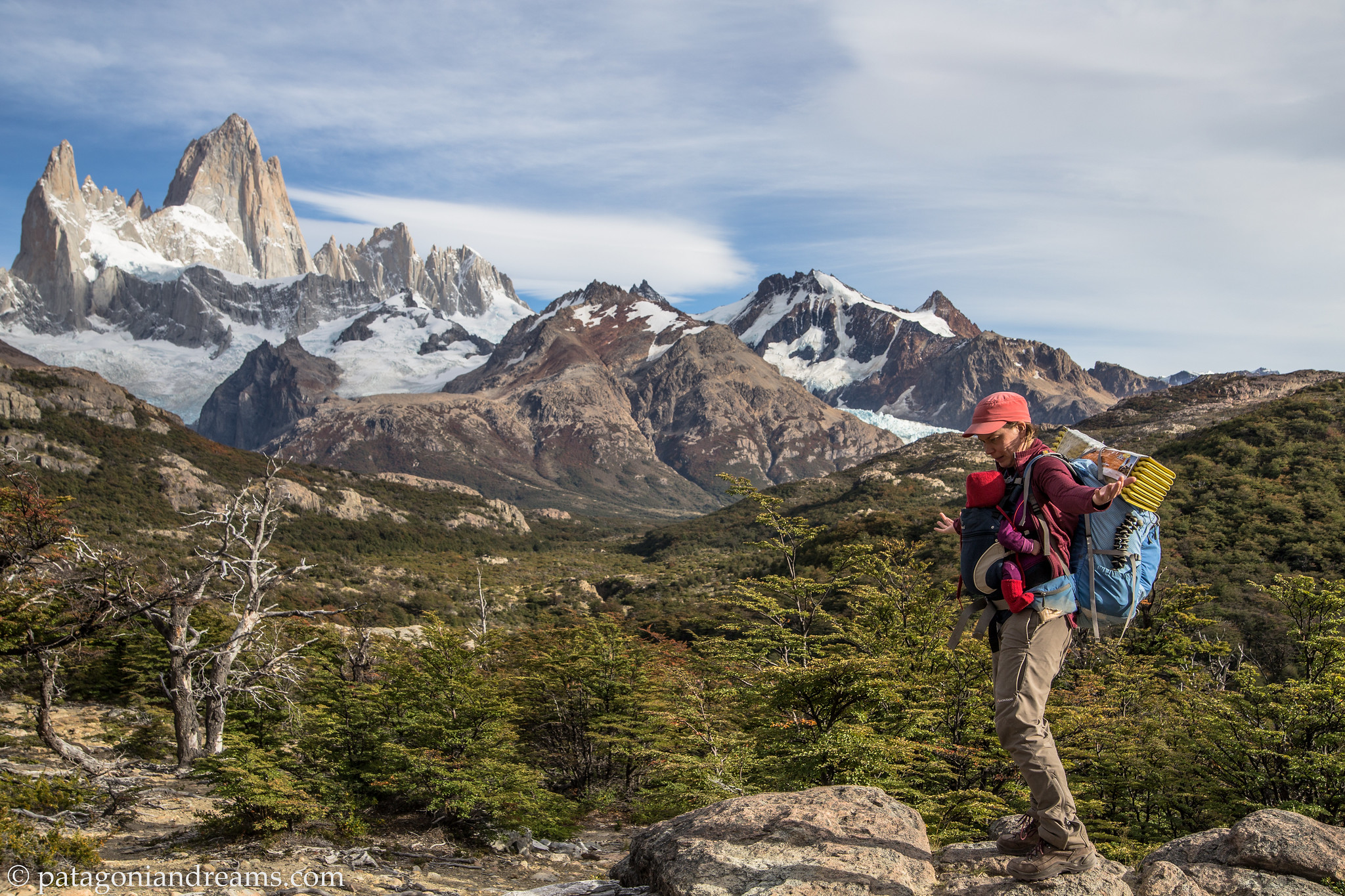We will be back soon, day 4, NP Los Glaciares, Patagonia, Argentina.