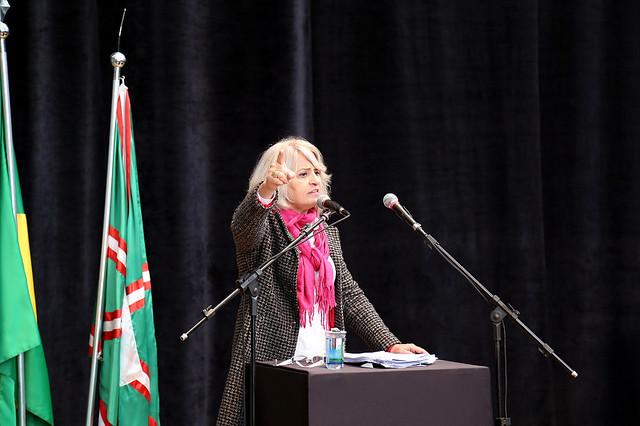 Sessão Plenária na Ópera de Arame