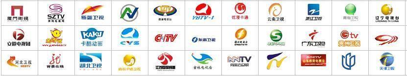 Danh sách truyền hình Trung Quốc tại Việt Nam