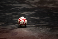 Just a soccer ball