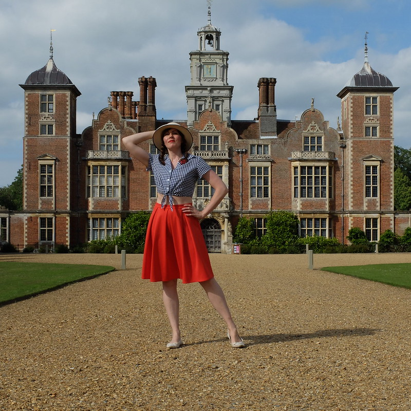 Blickling Estate @porcelinasworld