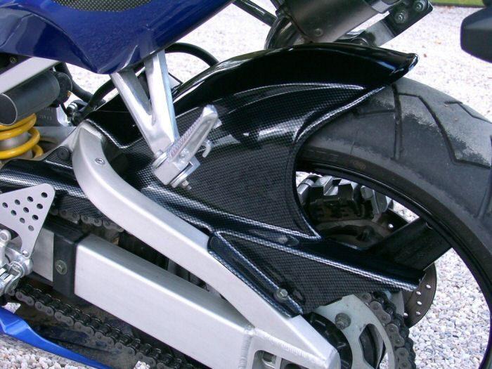 Yamaha YZF-R6 600 2002 - 11