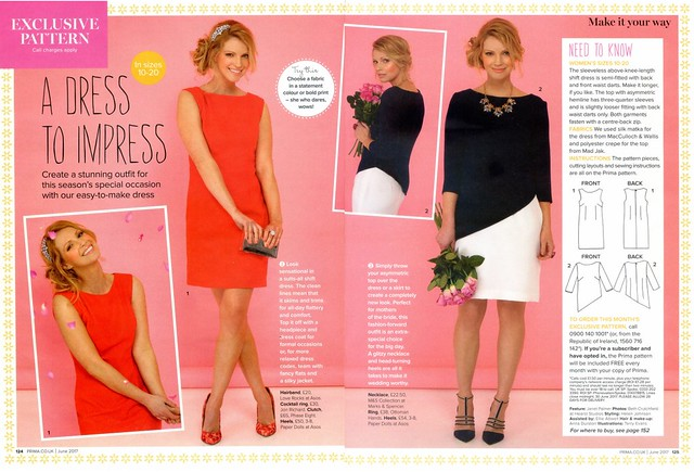 Prima Magazine - Pattern, June 2017 (02)