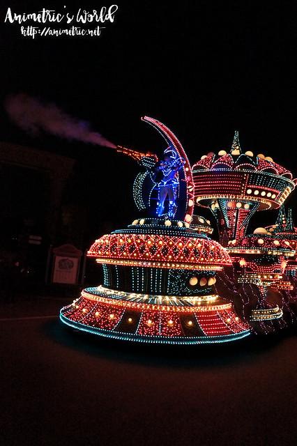 Everland Moonlight Parade