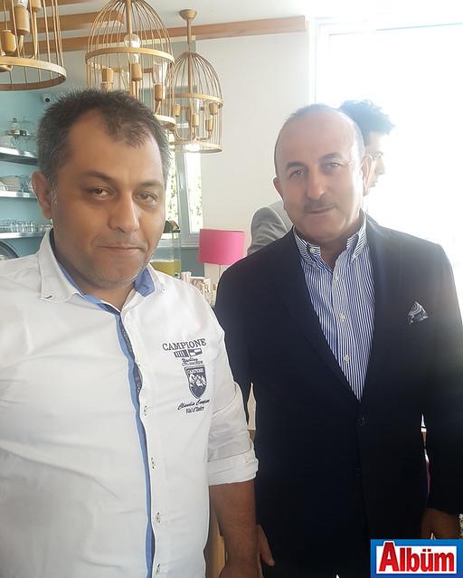 Mehmet Alabacak, Mevlüt Çavuşoğlu