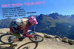 Bike SNOW tour 2017: svezte se i v létě!