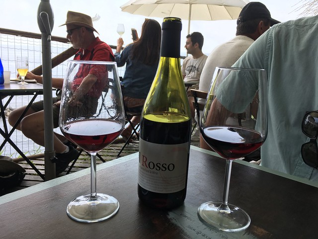 House red wine - Nessun Dorma