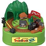 大熱門的電動存錢筒再度登場!電動火車『TrainBank 2番線』發車嘍~