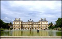 PARIS - JARDIN LUXEMBOURG