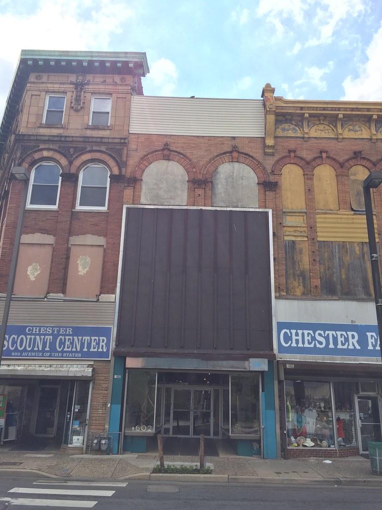 City of Chester Delaware County Pennsylvania
