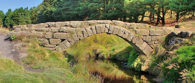 Pack Horse Bridge, Pentax K-R, smc PENTAX-DA L 18-55mm F3.5-5.6