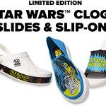 穿上它,感受圍繞在雙腳的原力吧!!Crocs x Star Wars《星際大戰》40 週年紀念鞋款登場!!