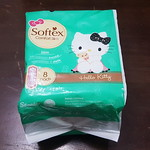 Softex Hello Kitty feminine care products